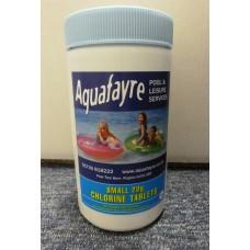 Aquafayre Relax 1kg Small Chlorine Tablets 20g