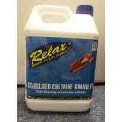 Aquafayre Relax 5kg Stabilised Chlorine Granules