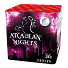 Arabian Nights Multishot  (SOLD OUT)