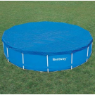 10ft Bestway Metal Frame Pool Debris Cover