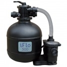 iFlo 20 Inch Filter Pump Package c/w Media and Plumbing