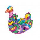 Pop Art Ostrich Ride On