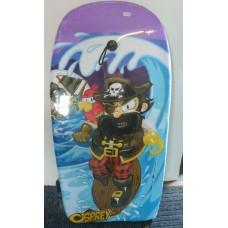 33 Inch Pirate Design Bodyboard