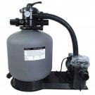 Poolstyle Sand Filter Pump Pack 18 inch dia