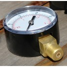 One Eighth Inch Side and Base Entry Pressure Gauge