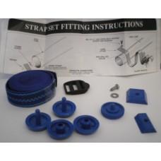 Solar Cover Strap Kit