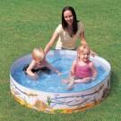 Rigid Sided Paddling Pool 4ft