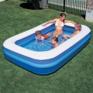 Rectangular Family Paddling Pool 106x69
