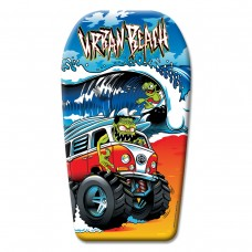 33 Inch Zombie Surfer Design Bodyboard