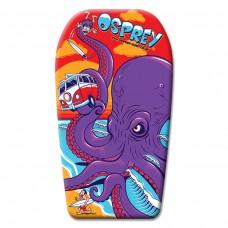 33 Inch Giant Octopus Design Bodyboard