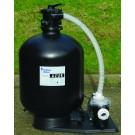 Azur Filter Pump Pack 22 Inch Dia