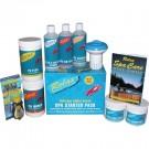 Relax Chlorine Spa Starter Kit