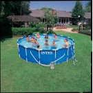 "Intex Metal Frame Pool 18ft x 48"" deep INSTORE PURCHASE ONLY"