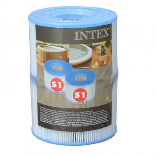 intex pure spa filter cartridge s1. Black Bedroom Furniture Sets. Home Design Ideas