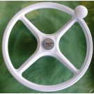 Plastica Roller Steering Wheel