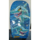 33 Inch Shark Design Bodyboard