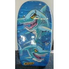 33 Inch Shark Design Bodyboard