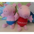 Peppa Pig and George Soakers Set