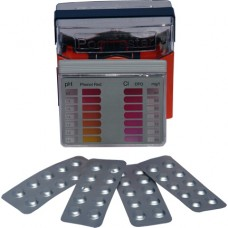 Chlorine & pH Pooltester kit